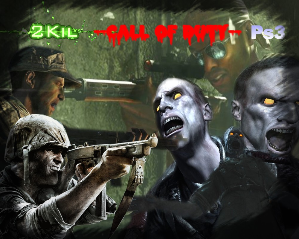 Call Of Duty WaW  [2KIL] Index du Forum