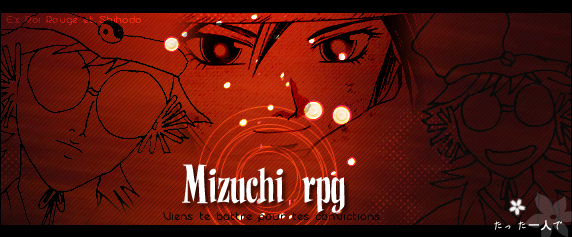 Mizuchi Rpg Index du Forum