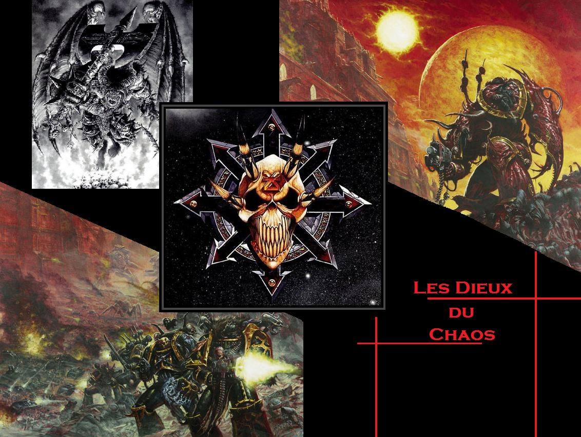 + Les Dieux du Chaos + Forum Index