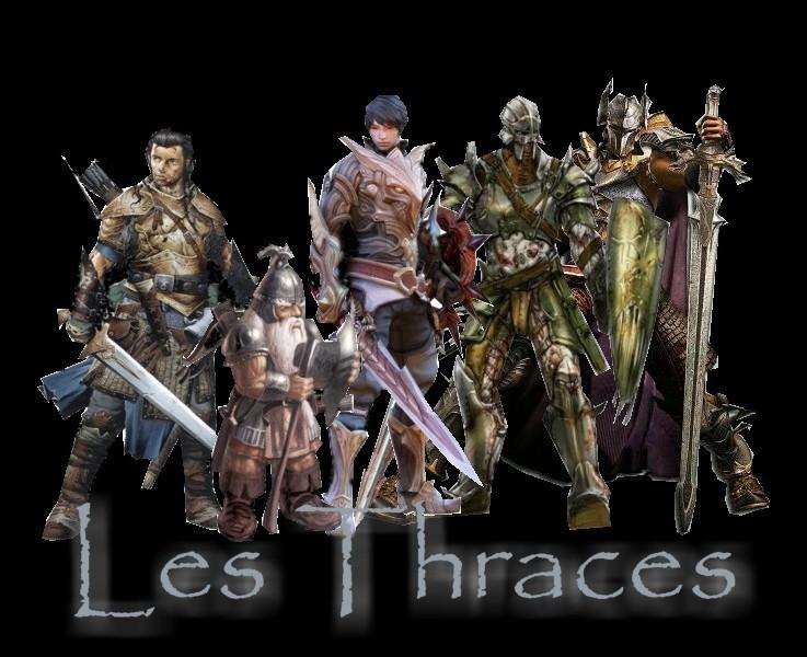 Les Thraces Index du Forum