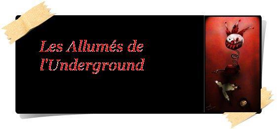 Les Allumés de l'Underground Forum Index