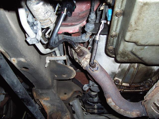 bank 1 sensor 1 1999 mercury mountaineer location