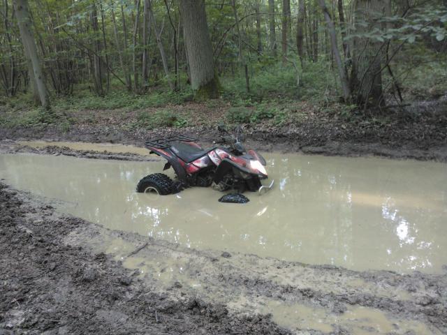 Chinese quad concours photos septembre th me votre for 4x4 dans la boue