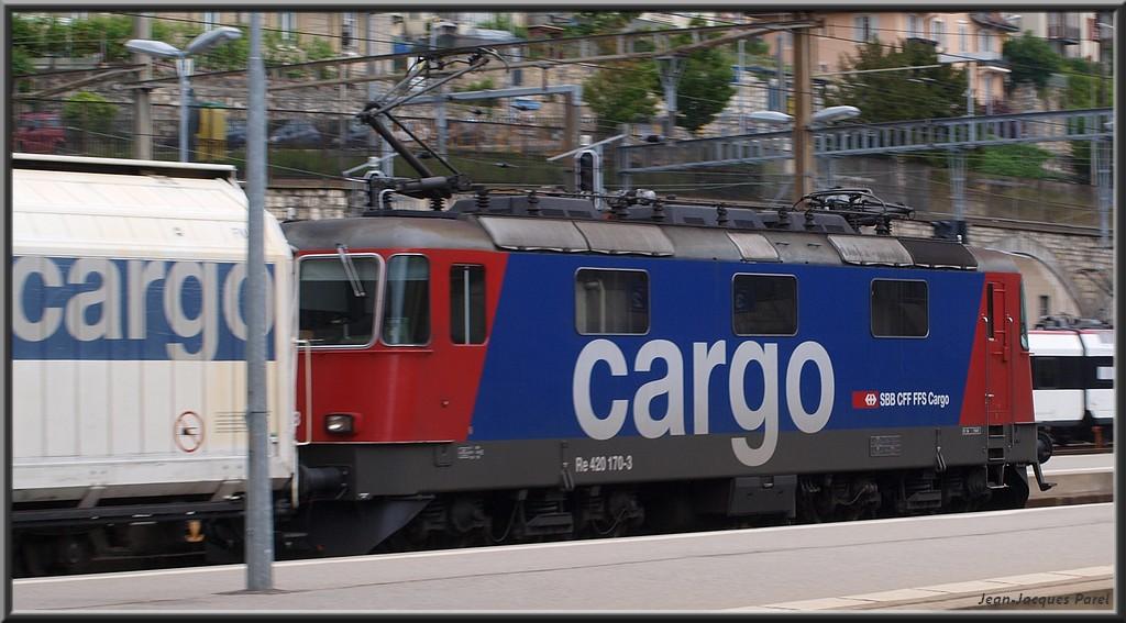 Spot du jour ferroviaire. Nouvelles photos postées le 28 Novembre 2016 Re-420-170-cff-cargo-357d538