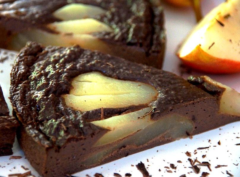 Cake Moelleux Poires