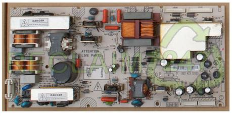 électronique masse commune