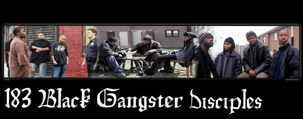 183 Green Gangster Disciples