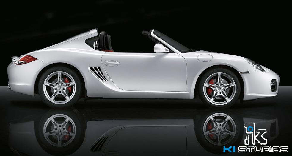 Importer Auto Et Sportive De Luxe Cayman Targa