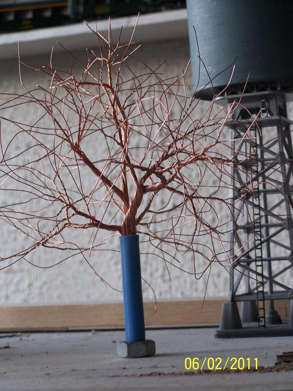 Forum mod lisme ferroviaire du tr gor fabrication d - Comment faire crever un arbre sans le couper ...