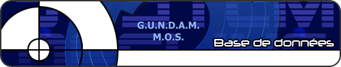 Forum RP Gundam : Database