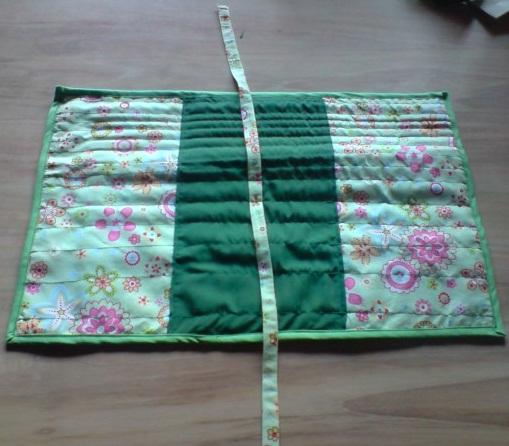 les f 233 es tisseuses pochette de rangement pour aiguilles 224 tricoter