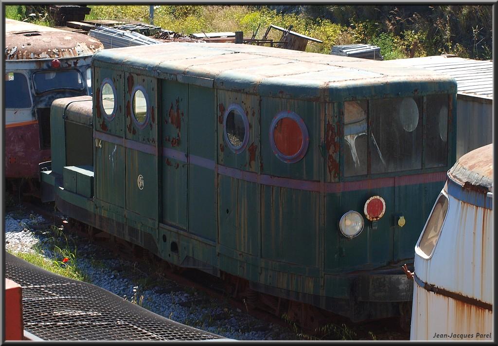 Spot du jour ferroviaire. Nouvelles photos postées le 28 Novembre 2016 114_01-3529002