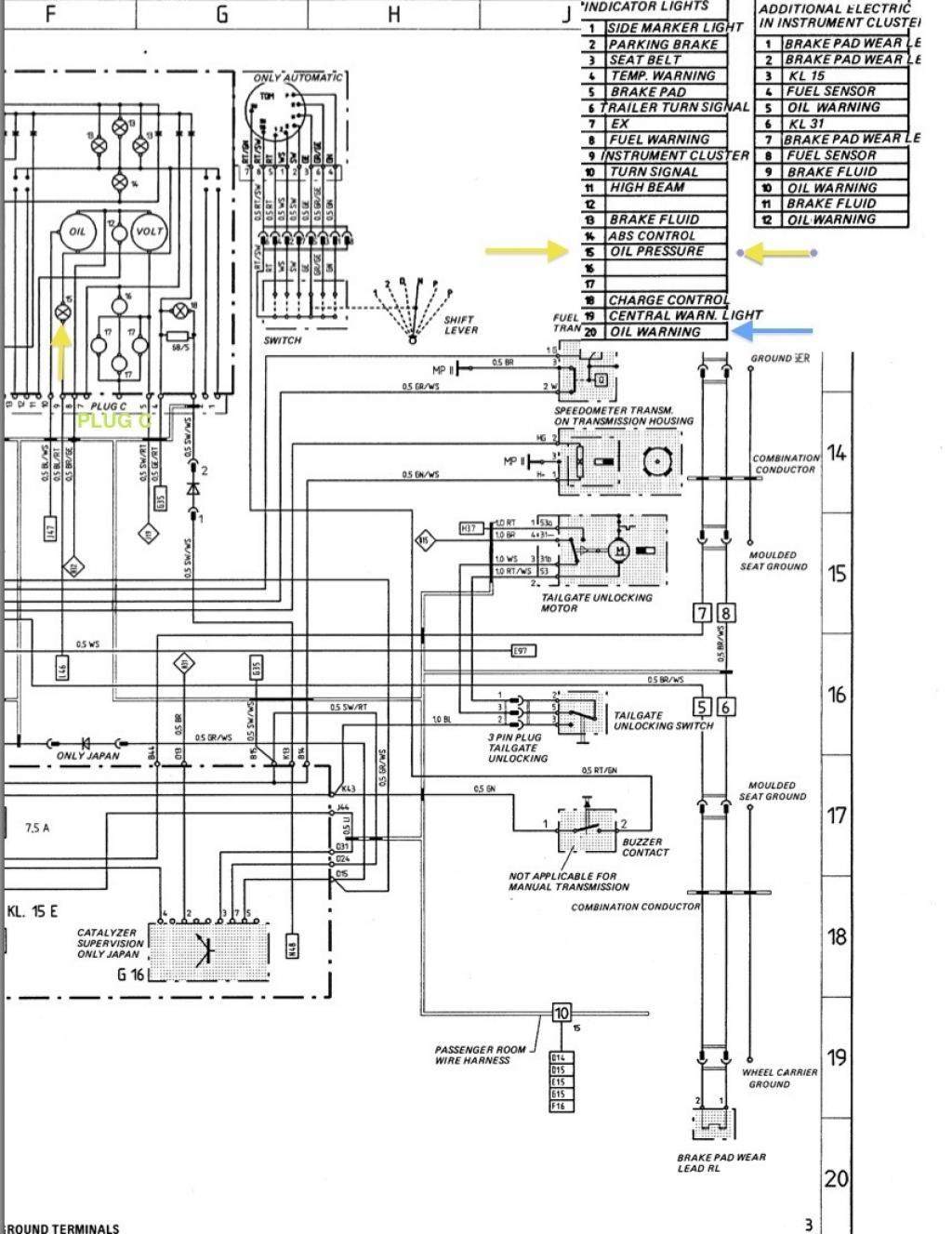 tuto  944 test mano pression huile