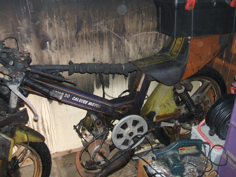 seventies garage    50 cc