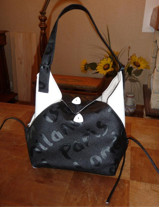 Patron gratuit sac simili cuir images - Patron de sac a main en cuir gratuit ...