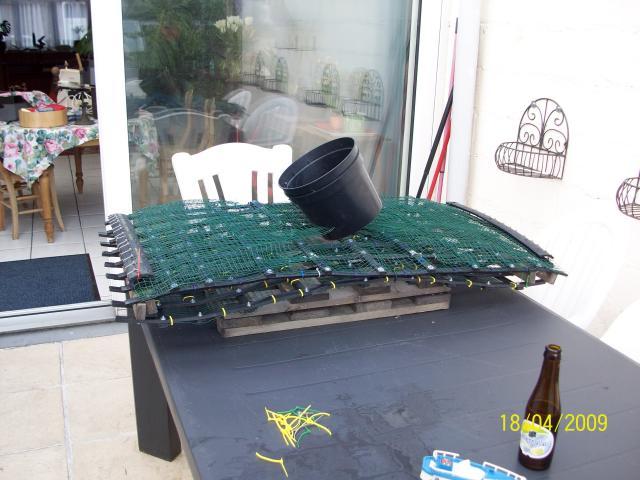 Fabriquer Un Casier À Homard le bar du port :: la peche au casier