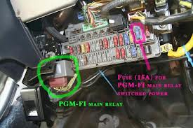 93 4runner Engine Diagram also 93 3000gt Fuel Pump Location in addition 94 96 Acura Integra Fuse Diagram also Ford Tempo Serpentine Belt Diagram likewise Trunk Fuse Box 93 Cadillac. on 93 honda accord fuse box diagram