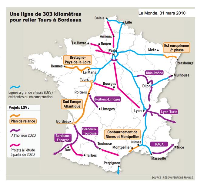 Infos sur » plan ligne tgv france » Vacances - Arts- Guides Voyages