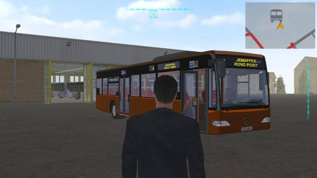 Bus Simu