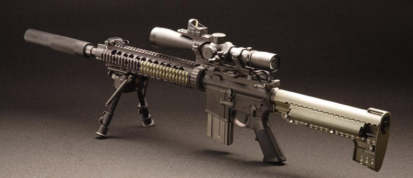 team brairsoft35 :: anti snipe M14 Ebr Airsoft