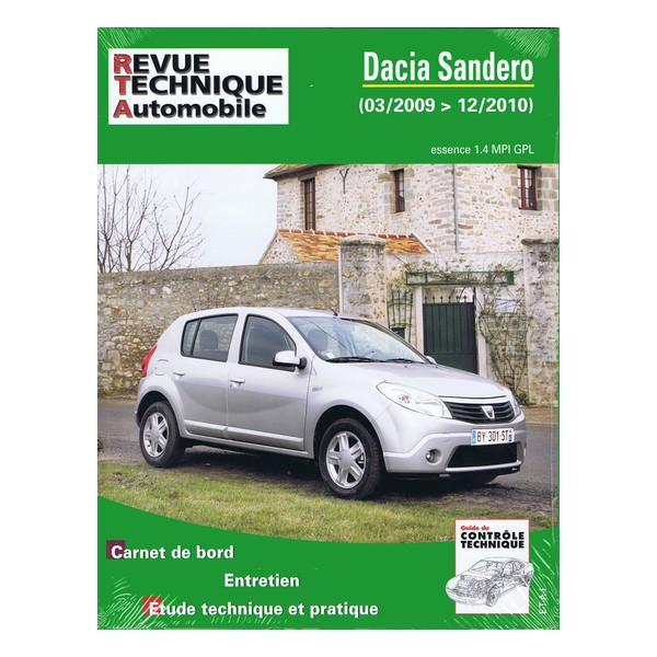 forum dacia sandero bienvenue aux sanderistes revue technique automobile pour 1 4 mpi gpl. Black Bedroom Furniture Sets. Home Design Ideas