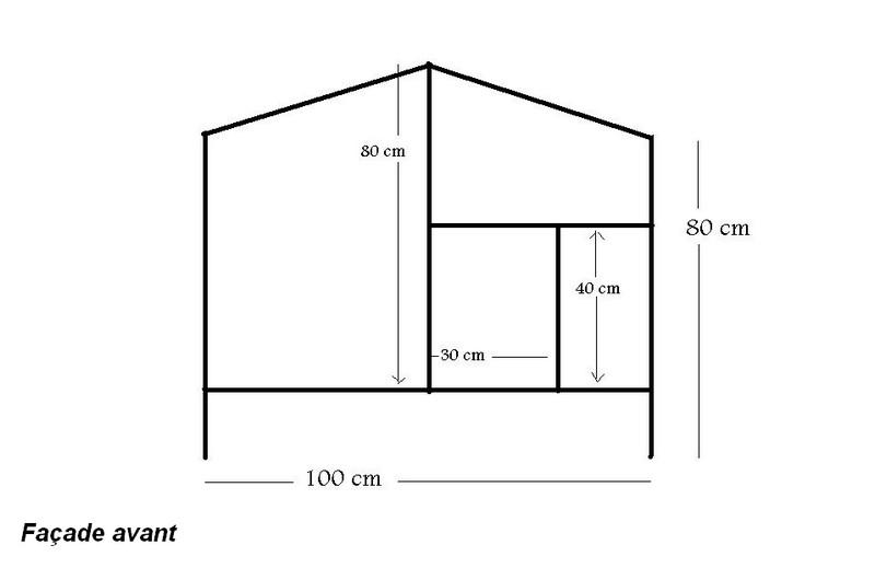 construire un poulailler en hauteur poulailler. Black Bedroom Furniture Sets. Home Design Ideas