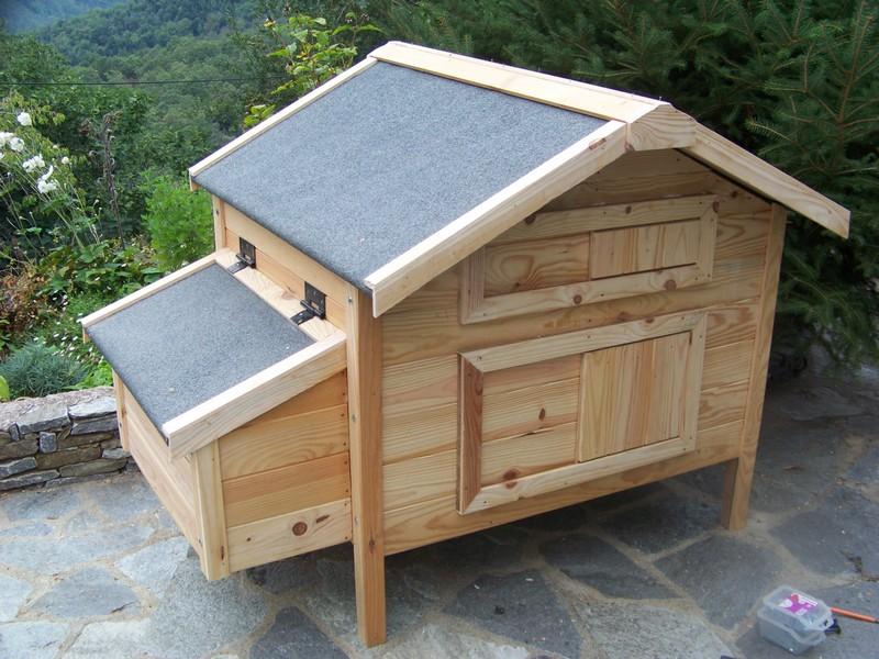poulailler home truffaut poulailler. Black Bedroom Furniture Sets. Home Design Ideas