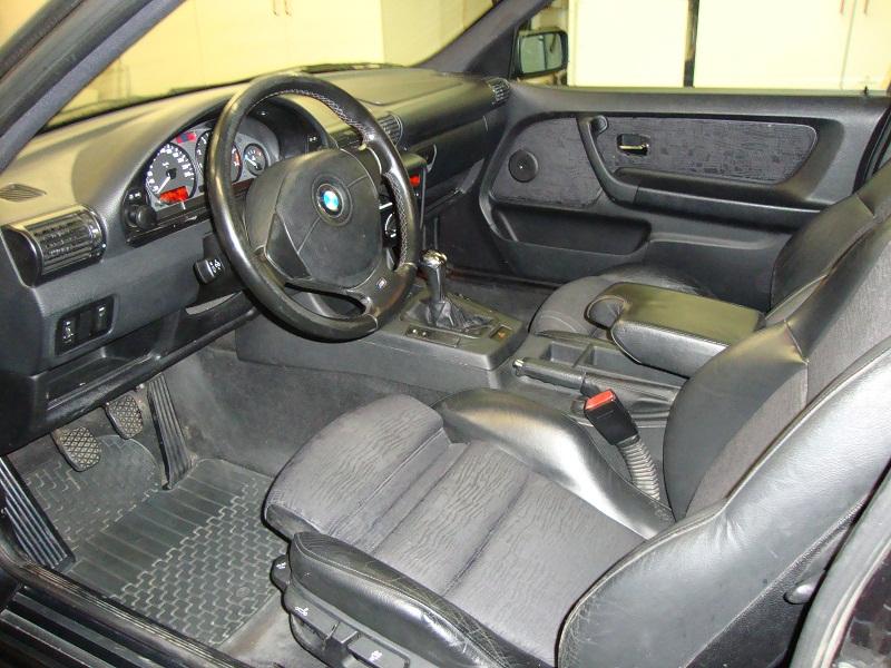 Passion bmw e36 remplacement interieur e36 cuir pour un for Interieur e36