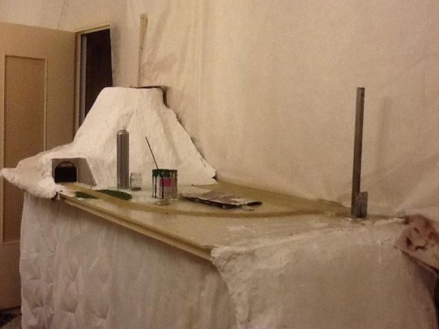 handi bricolage idee d cors noel 2012 fabrication d 39 un. Black Bedroom Furniture Sets. Home Design Ideas