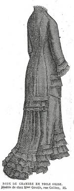 Patron robe de chambre femme gratuit - Patron gratuit robe de chambre femme ...
