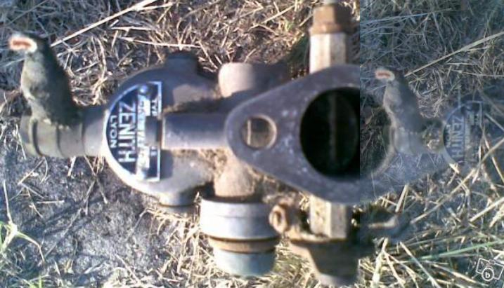 Les renault d 39 avant guerre r glage carburateur zenith - Reglage carburateur 2 temps ...