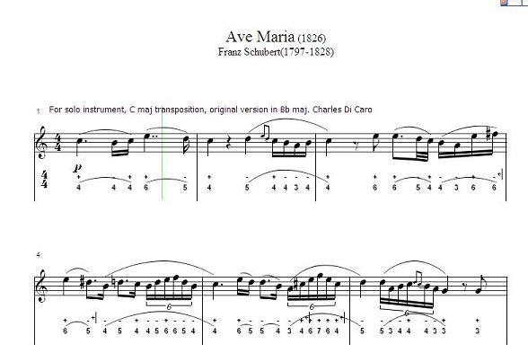 Harmonica u00bb Harmonica Chromatique Tablature - Music Sheets, Tablature, Chords and Lyrics