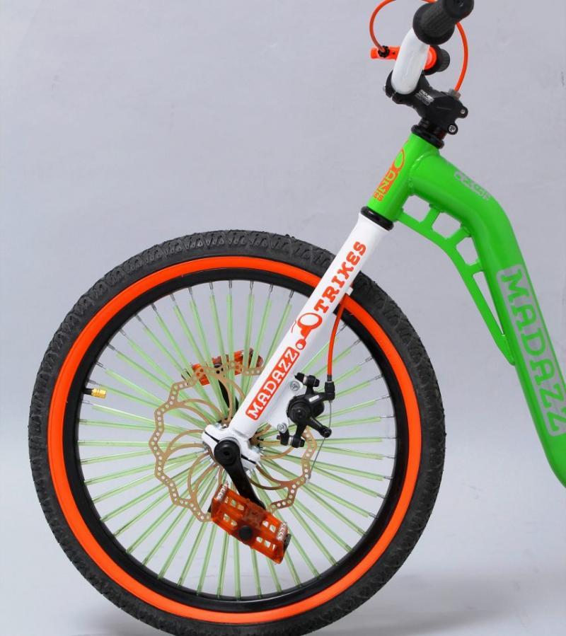 roue bmx a disque