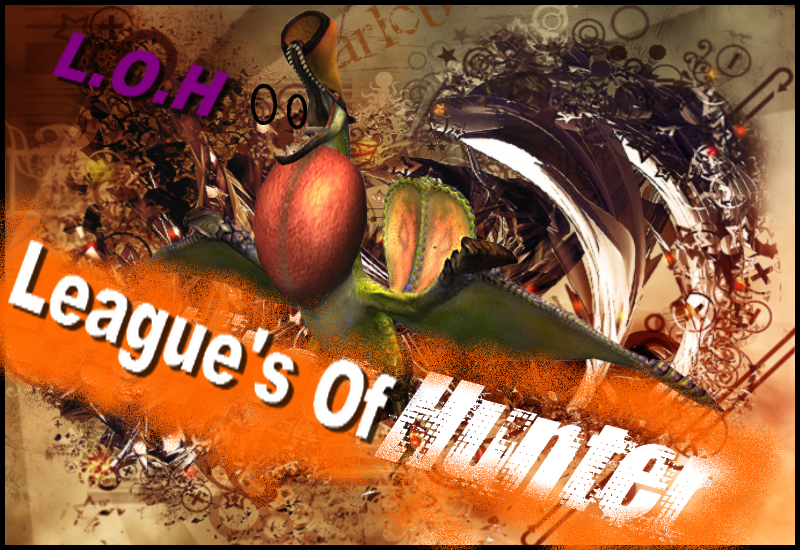 leagues of hunter Index du Forum
