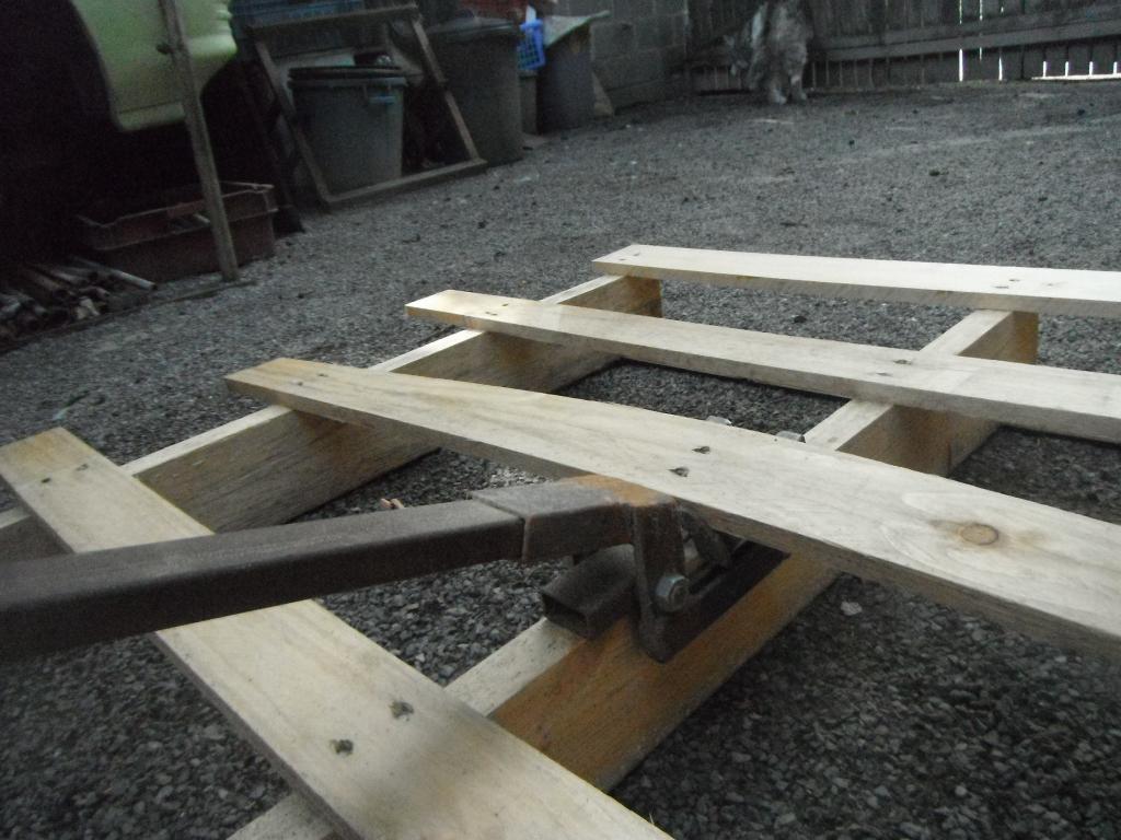 Bricauboisaufer pour les 39 makers 39 du bricolage du for Les palettes en bois