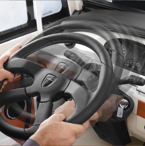 forum camping car par marque volant retractable sur carthago. Black Bedroom Furniture Sets. Home Design Ideas