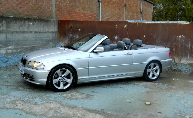 Quot Bmw Nord Power Quot 330 Ci Cab De 2002