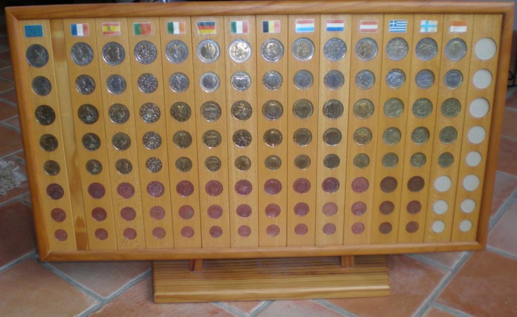 Collection d'Euros2003: le tableau des séries