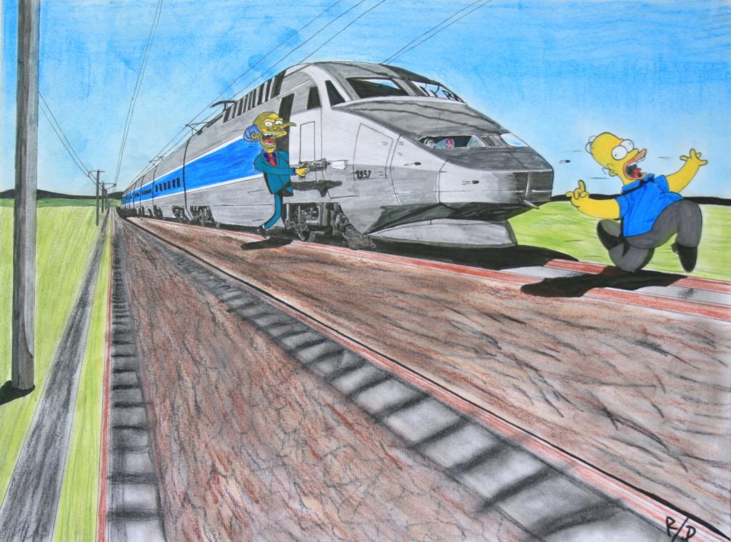 Tunegraph Forum Trains