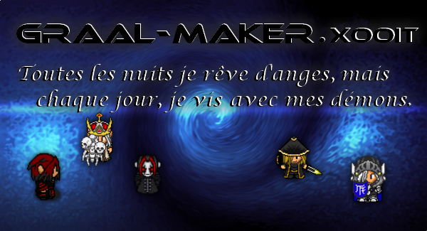Graal Maker Forum Index