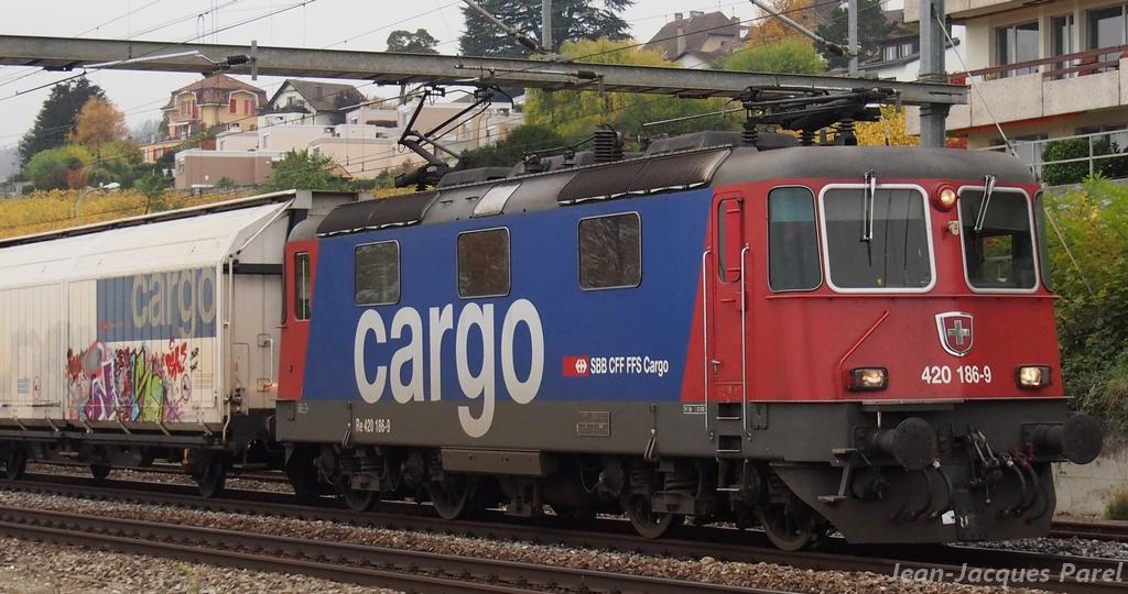 Spot du jour ferroviaire. Nouvelles photos postées le 28 Novembre 2016 Re-420-186-cff-cargo_02-3910cc6