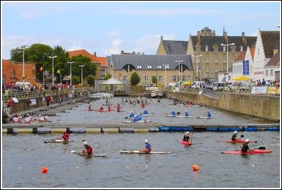Veurne canoe polo