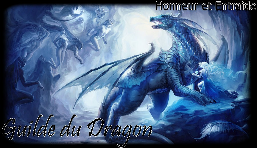 guilde du dragon Index du Forum