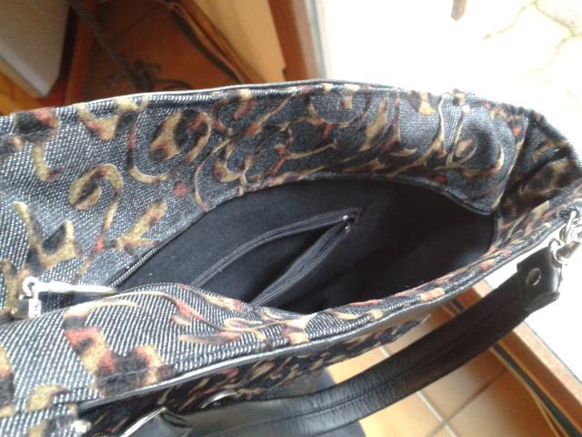 les f es tisseuses 1er sac en simili cuir et jean et. Black Bedroom Furniture Sets. Home Design Ideas