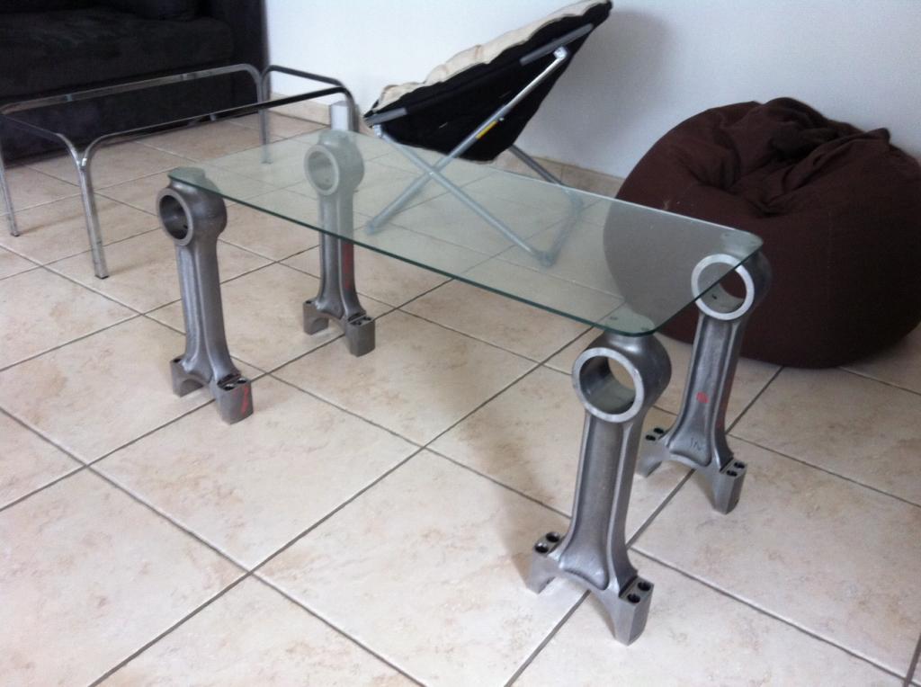 l amerique a sancoins table basse. Black Bedroom Furniture Sets. Home Design Ideas