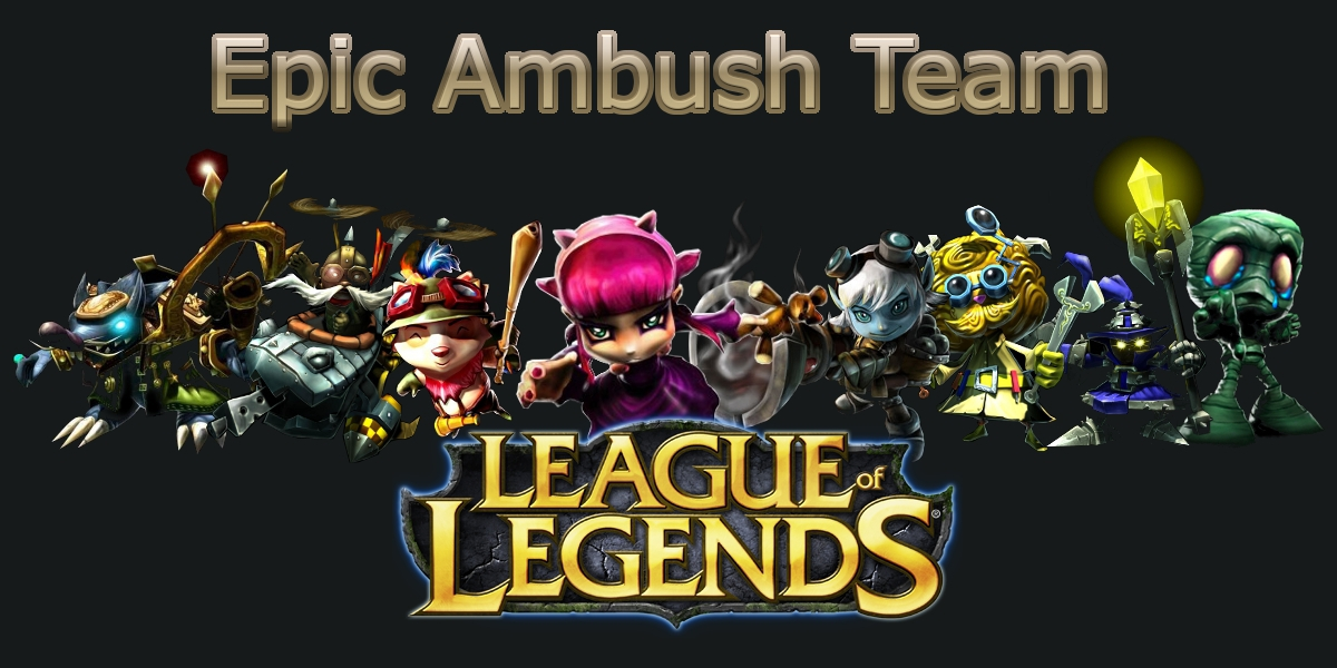 Epic Ambush Team Index du Forum