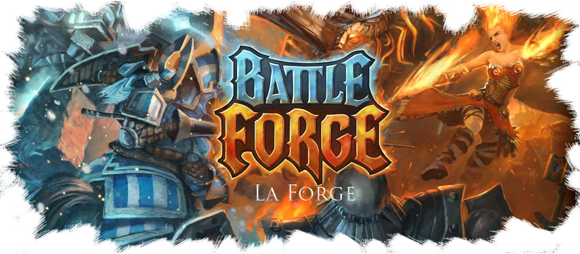 La Forge Index du Forum