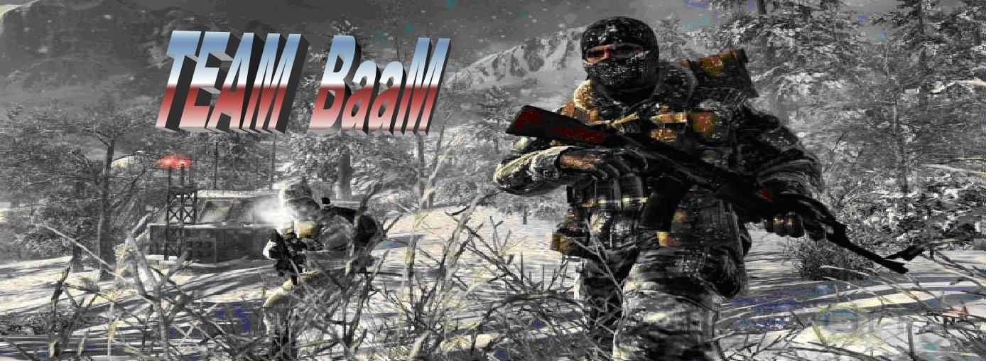 team BaaM PS3 BLACK OPS Forum Index