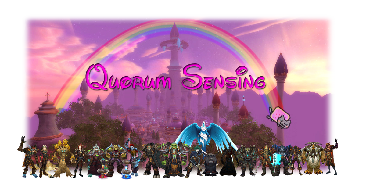 Quorum Sensing Forum Index