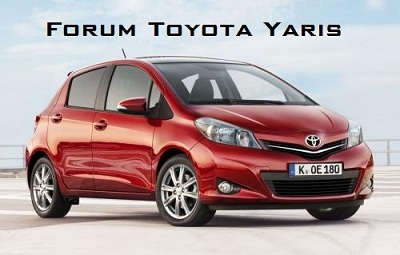 Forum Toyota Yaris Forum Index